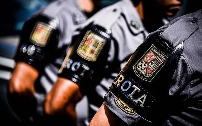 Braçal do Policial de ROTA: menos de 1% dos PMs do Estado de São Paulo possuem o privilégio de usá-lo