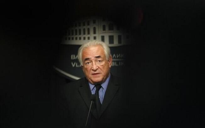 Ex-diretor do FMI, Strauss-Kahn foi cotado para disputar a presidência da França