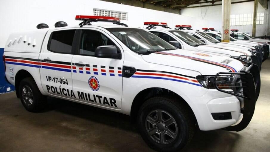 Polícia Militar foi acionada após o homicídio no bairro de Santa Rita, em Imperatriz, interior maranhense