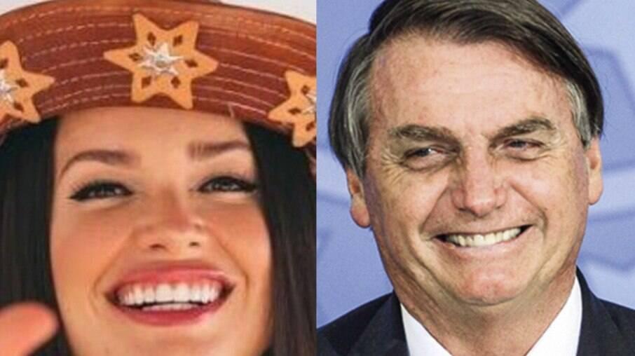 Internauta aponta semelhanças nas campanhas de Juliette no 'BBB 21' e Bolsonaro à presidência