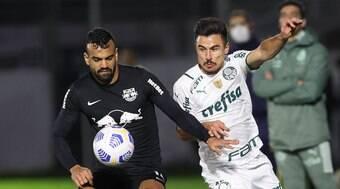 Bragantino bate Palmeiras com hat-trick de Ytalo e lidera torneio