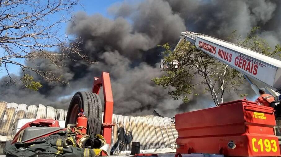 O estado registrou 8.073 incêndios entre janeiro e julho deste ano