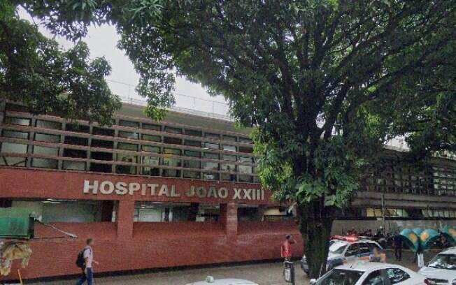 O outro jovem envolvido no caso ficou ferido e foi levado para o Hospital João XXIII.