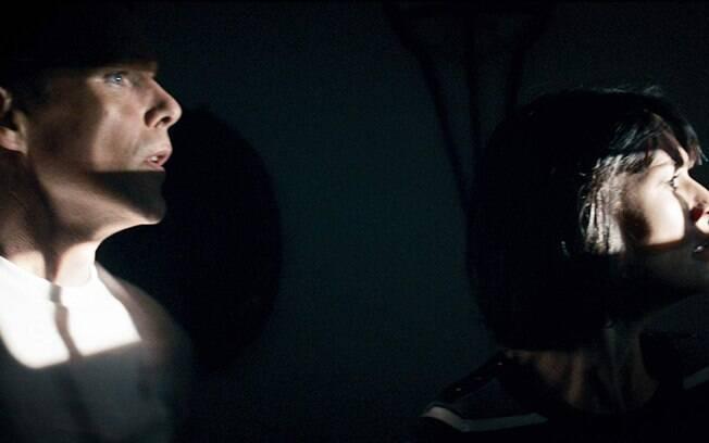 Ethan Hawke e Lena Headey em cena do primeiro Uma Noite de Crime