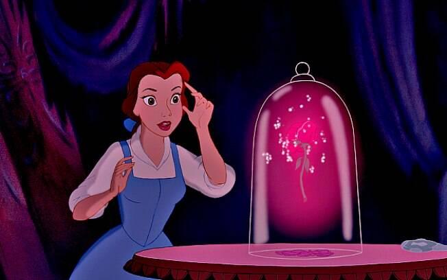 A Rosa Encantada faz parte do clássico 'A Bela e a Fera' e encanta gerações