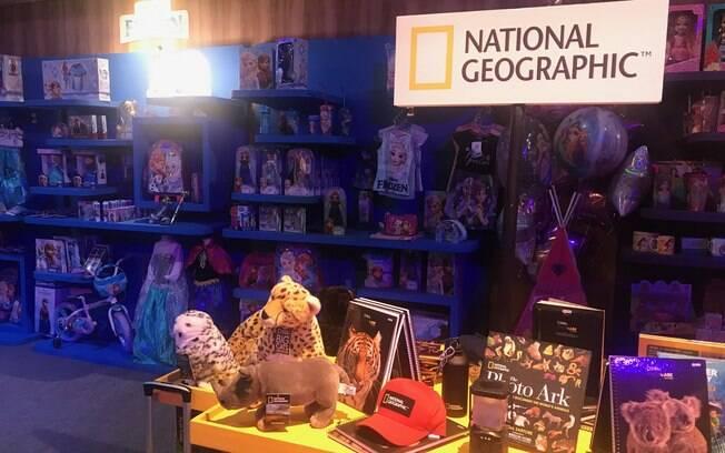 Originalmente da Fox, National Geographic ganha destaque na Disney ao lado de atrações como