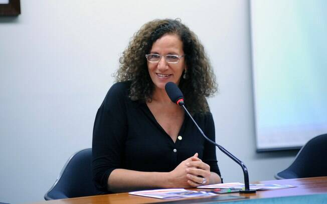 A deputada Jandira Feghali (RJ) é indicada do PCdoB para a comissão do impeachment.. Foto: Agência Câmara