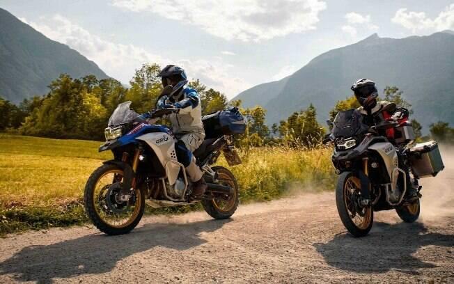 A BMW é querida entre os que gostam de desbravar terrenos inacessíveis e percorrer longas distâncias