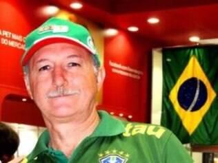 Sósia de Felipão conversou com colunista, que embarcou em pegadinha um tanto quanto simples de ser evitada