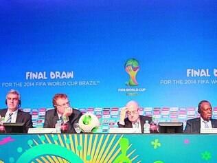 A cúpula da Fifa tem recebido críticas em função das imposições