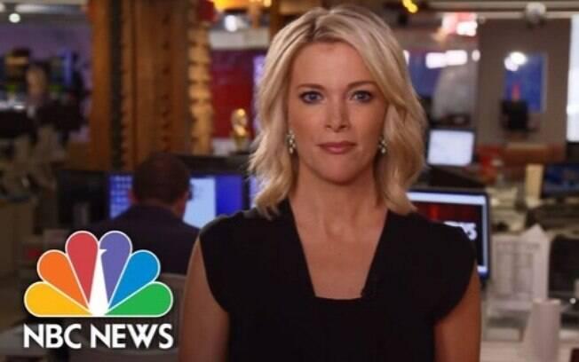 Megyn Kelly, ex-âncora da NBC irá receber indenização milionária