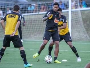 André espera aproveitar a titularidade contra o Cruzeiro para conseguir a confiança de Levir Culpi