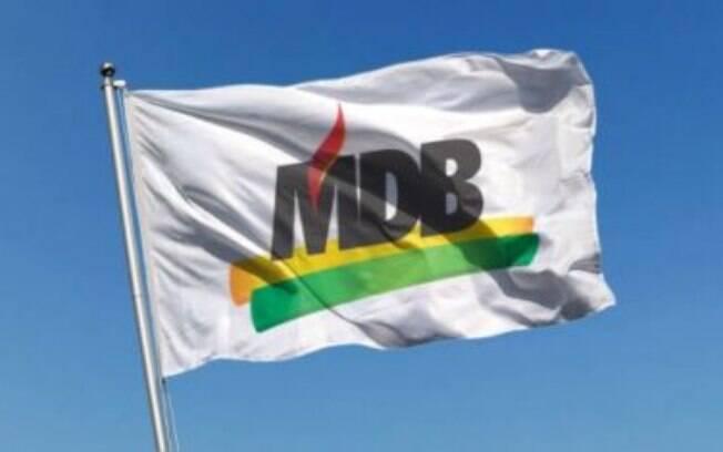 MDB bandeira