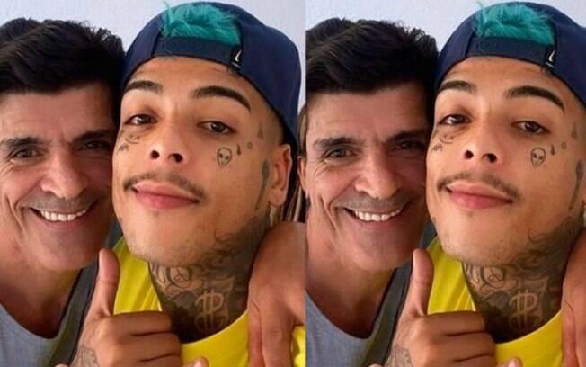 MC Kevin e seu pai, Agnaldo
