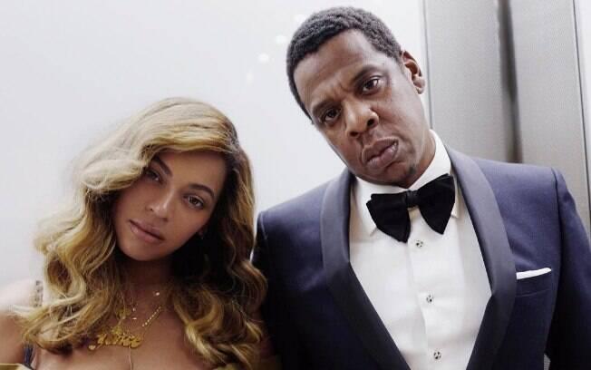 Beyoncé e Jay-Z exaltaram sua raça na faixa