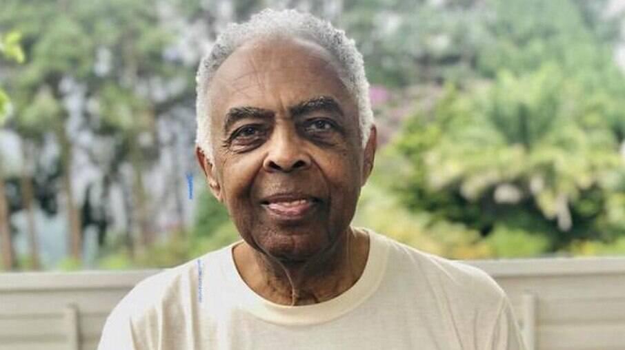 Gilberto Gil celebra 79 anos