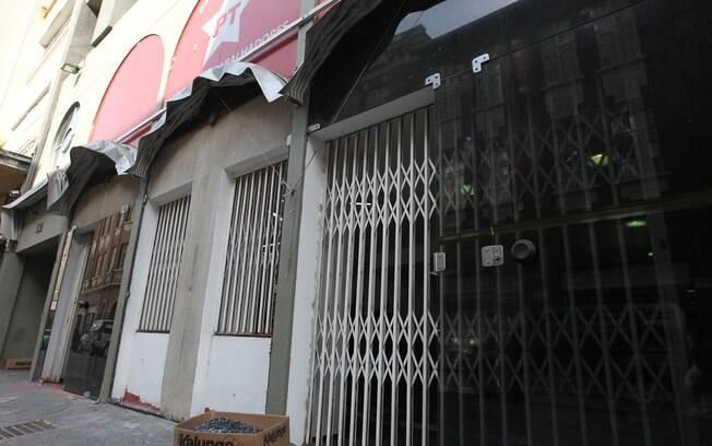 Sede do diretório nacional do Partido dos Trabalhadores (PT) em São Paulo foi depredada