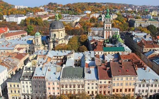 Quando o assunto é chocolate, a Bélgica é lembrada para o turismo gastronômico, mas Lviv, na Ucrânia, é uma boa opção