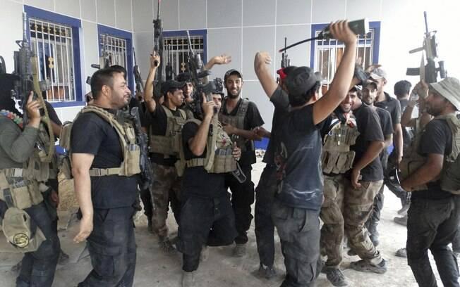 O Ahrar al Sham surgiu no noroeste da Síria em 2011