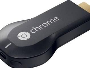 Chromecast exibe sites em sua TV – transmitindo-os pelo navegador Chrome em seu Mac ou PC