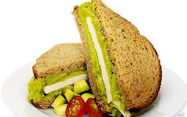 Sanduíches vegetarianos para provar ainda hoje
