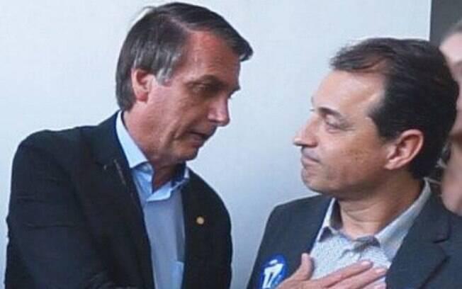 Apoiado por Bolsonaro, Comandante Moisés é eleito governador de Santa Catarina