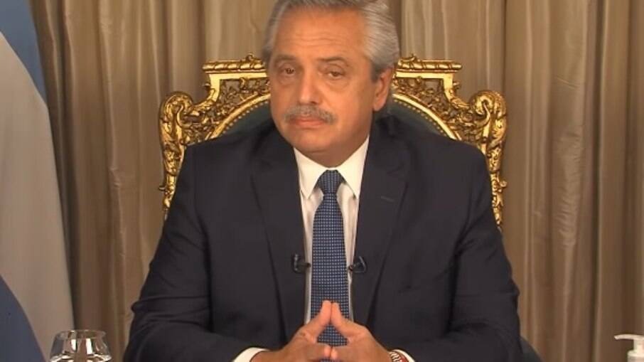 Alberto Fernández está sem sintomas de covid-19, diz governador de Buenos Aires