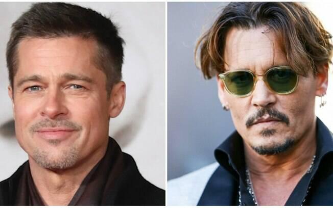 Brad Pitt e Johnny Depp foram considerados por estúdio como os menos rentáveis de Hollywood