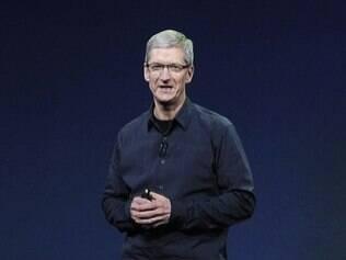 Tim Cook, atual CEO da Apple, descartou possibilidade de híbrido entre tablet e MacBook