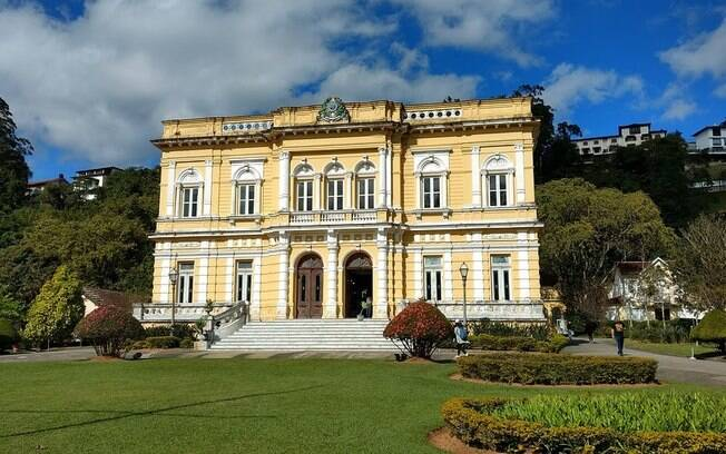 Petrópolis, Rio de Janeiro, é outra opção de destino para quem quer explorar a cultura brasileira através da história