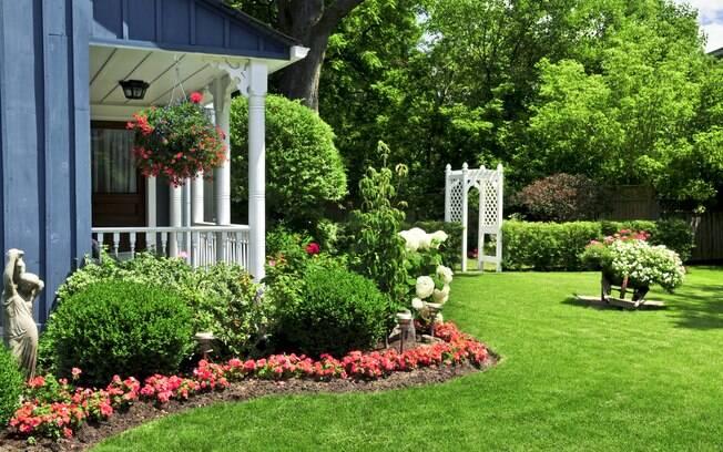 Quer saber como deixar as plantas do jardim em ordem? Confira nossa seleção de matérias e tire as dúvidas
