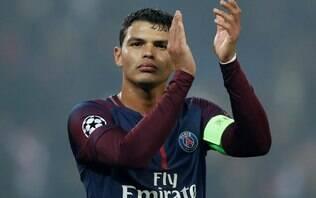 Thiago Silva supera Neymar e é escolhido o melhor jogador estrangeiro na França