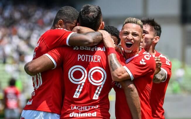 Mesmo com time reserva%2C o Inter foi até Minas Gerais e venceu o Atlético-MG