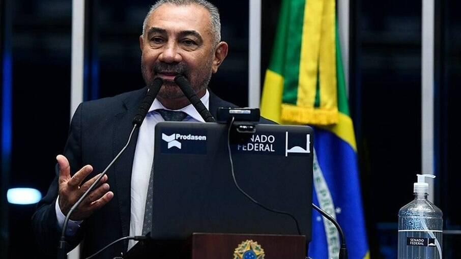 Senador Telmário Mota pede ajuda para Roraima
