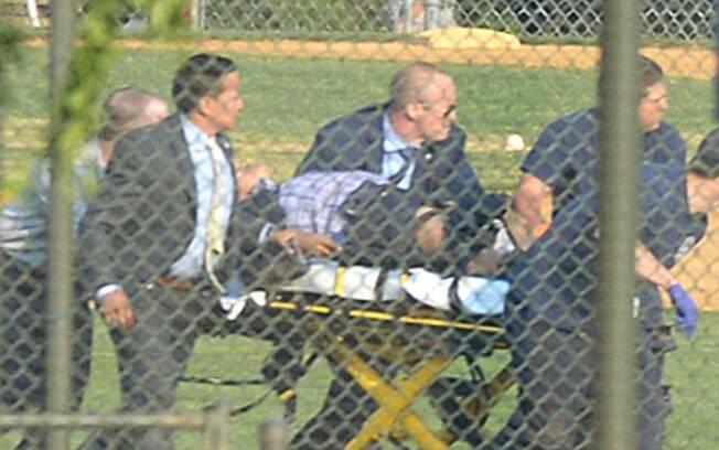 Ataque aconteceu durante um treino de beisebol entre membros do Partido Republicano