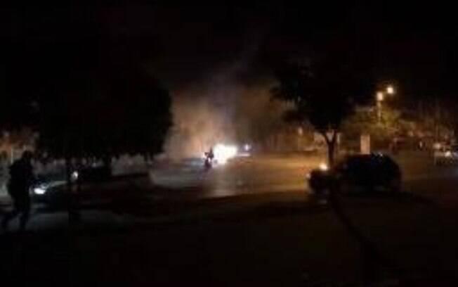 Vídeo: GM de Campinas é recebida com pedradas em pancadão com 300 pessoas