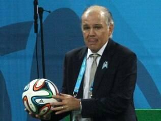 Treinador argentino prevê um jogo acirrado contra a Alemanha, dona de uma campanha excelente na Copa