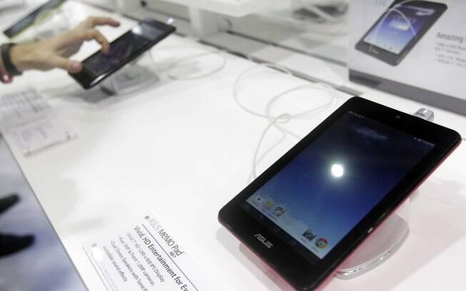Segundo a Abinee e a IDC, 1,3 milhão de tablets foram vendidos no primeiro trimestre de 2013