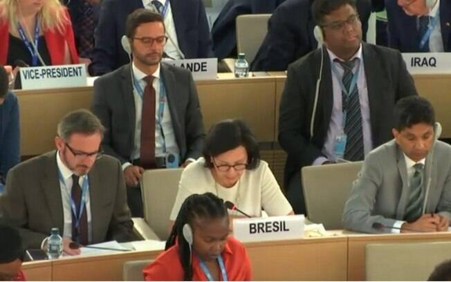 Texto das ONGs apresenta fortes críticas à atuação do país nos fóruns internacionais.