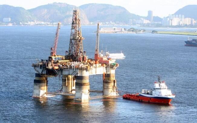 Royalties em extração de poços de petróleo renderam grandes dividendos ao RJ