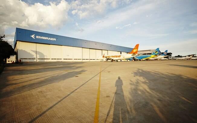 Embraer e Boeing anunciaram acordo de fusão, que ainda não foi aprovado