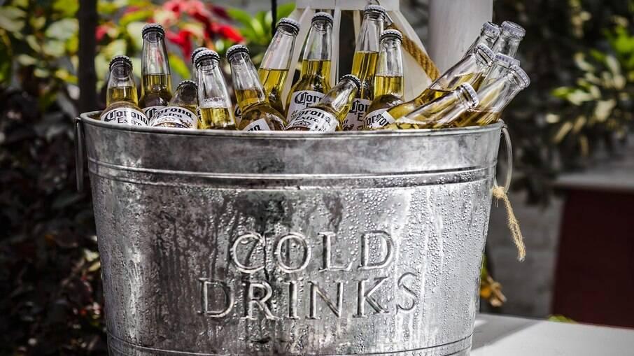 Amazon inaugurou uma loja de cervejas em seu site