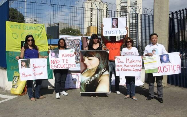 O motoboy sandro Dota foi condenado a 31 anos por matar e estuprar a cunhada Bianca Consoli