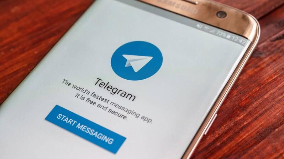 Telegram possui jogos bastante interessantes