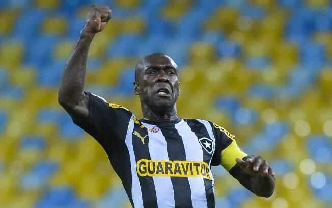 O holandês Seedorf, do Botafogo, foi um dos  últimos a aderirem ao grupo