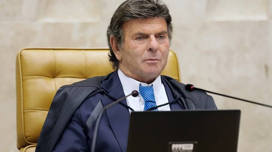 Ministro Luiz Fux, presidente do Supremo Tribunal Federal (STF)