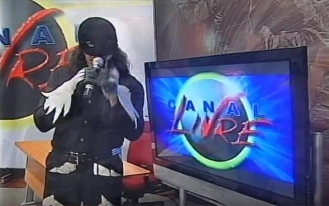 Cena de Bandidos na TV