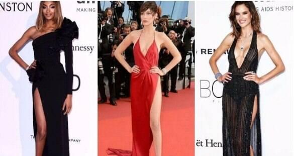 Looks do Festival de Cannes 2016: escolha sua produção favorita