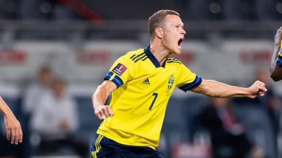 Suécia venceu a Espanha pelas Eliminatórias da Copa do Mundo