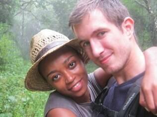 A ganense Arlette Afagbegee se perdia e tinha que passar o celular para o marido falar com o cobrador do ônibus